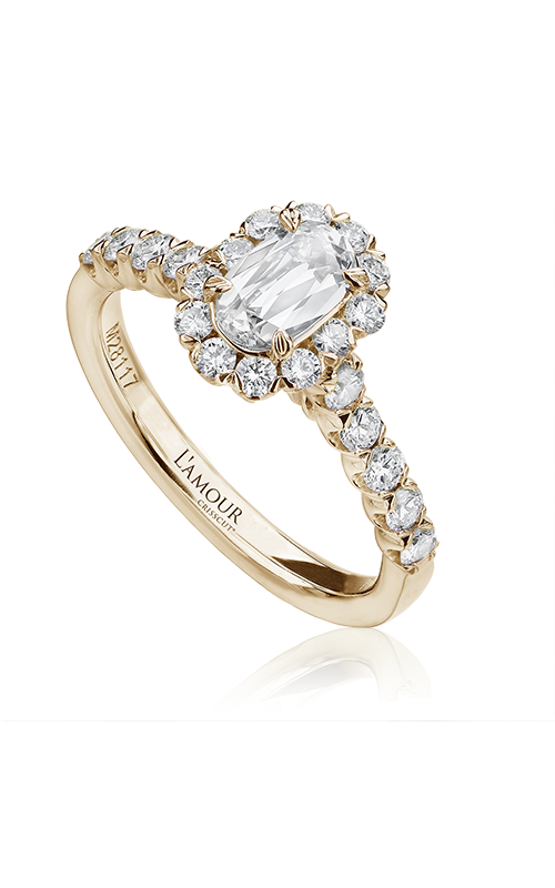 Christopher Designs Engagement ring L101-050 product image