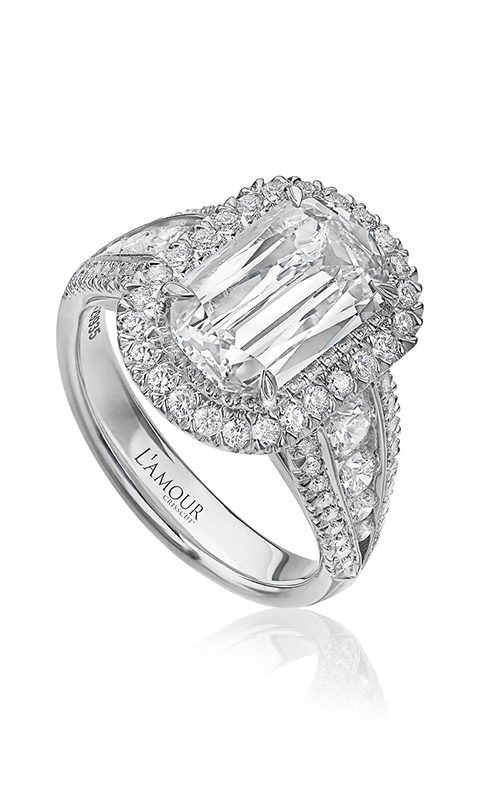 Christopher Designs Engagement ring L104-100 product image