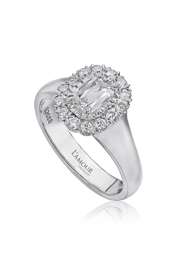 Christopher Designs Engagement ring L107F-050 product image
