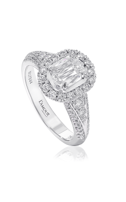 Christopher Designs Engagement Ring L162-060 product image