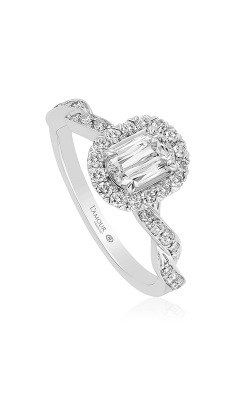 Christopher Designs Engagement ring L344-040 product image