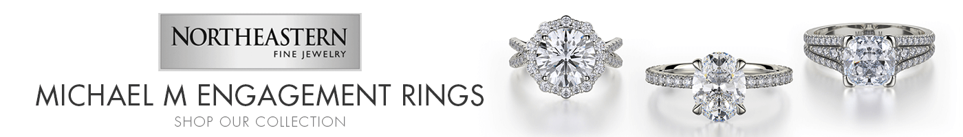 Michael M Engagement Rings at Northeastern Fine Jewelry