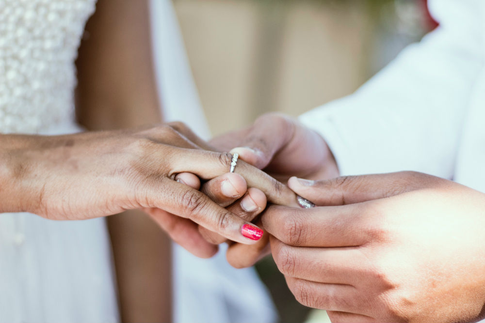 "Say ""I Do�?? to the Wedding Bands of Your Dreams with NEFJ's Wedding Band Sale"